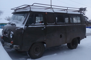 Автомобиль УАЗ 39625, хорошее состояние, 1994 года выпуска, цена 90 000 руб., Калачинск