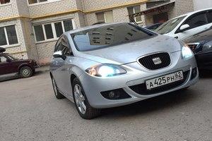 Автомобиль SEAT Leon, хорошее состояние, 2008 года выпуска, цена 390 000 руб., Рязань