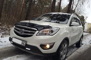 Автомобиль Changan CS35, отличное состояние, 2014 года выпуска, цена 700 000 руб., Барнаул