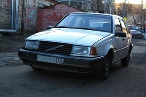 Автомобиль Volvo 440, отличное состояние, 1990 года выпуска, цена 60 000 руб., Москва