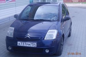 Автомобиль Citroen C2, хорошее состояние, 2004 года выпуска, цена 190 000 руб., Барнаул