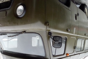 Автомобиль УАЗ 39625, отличное состояние, 2008 года выпуска, цена 180 000 руб., Киржач