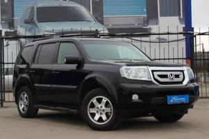 Авто Honda Pilot, 2012 года выпуска, цена 1 529 000 руб., Челябинск