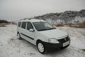 Автомобиль Dacia Logan, хорошее состояние, 2010 года выпуска, цена 330 000 руб., Архангельск