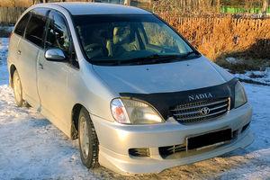 Автомобиль Toyota Nadia, хорошее состояние, 1999 года выпуска, цена 320 000 руб., Шимановск