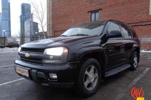 Авто Chevrolet TrailBlazer, 2006 года выпуска, цена 465 000 руб., Москва