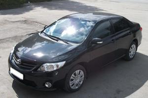 Автомобиль Toyota Corolla, отличное состояние, 2008 года выпуска, цена 420 000 руб., Миасс