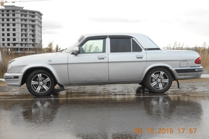 Подержанный автомобиль ГАЗ 31105 Волга, отличное состояние, 2005 года выпуска, цена 120 000 руб., Дубна