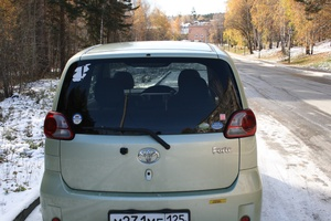 Автомобиль Toyota Porte, отличное состояние, 2009 года выпуска, цена 450 000 руб., Миасс