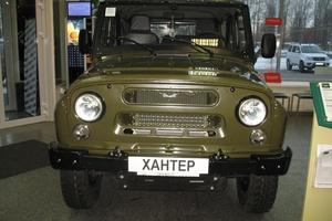 Авто УАЗ Hunter, 2016 года выпуска, цена 470 000 руб., Санкт-Петербург