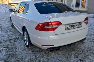 Подержанный автомобиль Skoda Superb, отличное состояние, 2013 года выпуска, цена 980 000 руб., Челябинск