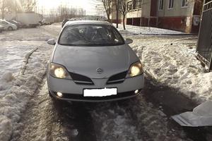 Подержанный автомобиль Nissan Primera, среднее состояние, 2002 года выпуска, цена 198 000 руб., Десногорск