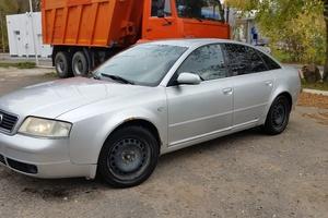 Подержанный автомобиль Audi A6, среднее состояние, 1997 года выпуска, цена 230 000 руб., Серпухов