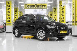 Подержанный автомобиль Audi Q3, отличное состояние, 2013 года выпуска, цена 1 048 000 руб., Москва
