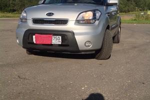 Автомобиль Kia Soul, хорошее состояние, 2011 года выпуска, цена 575 000 руб., Красногорск
