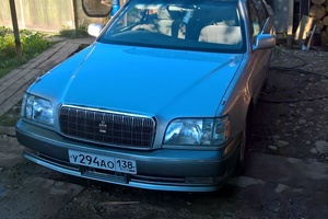 Автомобиль Toyota Crown Majesta, хорошее состояние, 1998 года выпуска, цена 295 000 руб., Иркутск