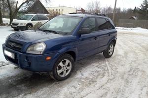 Автомобиль Hyundai Tucson, хорошее состояние, 2006 года выпуска, цена 469 000 руб., Петрозаводск
