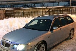 Автомобиль MG ZT, хорошее состояние, 2002 года выпуска, цена 250 000 руб., Санкт-Петербург