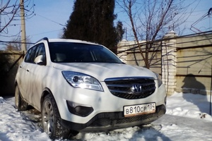 Автомобиль Changan CS35, хорошее состояние, 2014 года выпуска, цена 850 000 руб., Волгоград