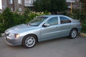 Подержанный автомобиль Volvo S60, хорошее состояние, 2007 года выпуска, цена 360 000 руб., Челябинск