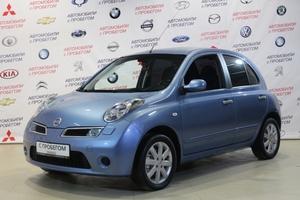 Авто Nissan Micra, 2010 года выпуска, цена 339 000 руб., Москва