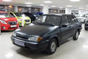 Авто ВАЗ (Lada) 2115, 2008 года выпуска, цена 115 000 руб., Москва