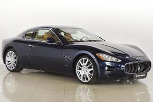 Авто Maserati GranTurismo, 2008 года выпуска, цена 2 495 000 руб., Москва