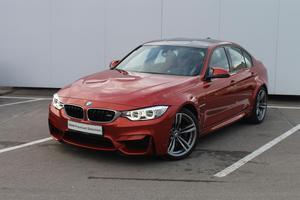 Авто BMW M3, 2016 года выпуска, цена 5 200 000 руб., Москва