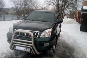 Подержанный автомобиль Toyota Land Cruiser Prado, отличное состояние, 2003 года выпуска, цена 900 000 руб., Московская область