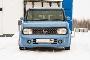 Автомобиль Nissan Cube, хорошее состояние, 2007 года выпуска, цена 320 000 руб., Ярославль