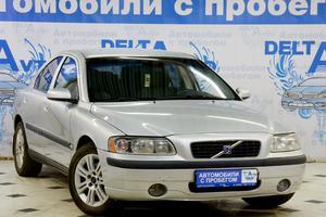 Авто Volvo S60, 2004 года выпуска, цена 300 000 руб., Москва