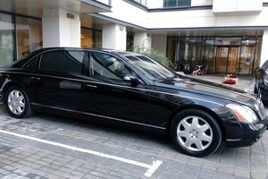 Автомобиль Maybach 62, отличное состояние, 2008 года выпуска, цена 8 400 000 руб., Москва