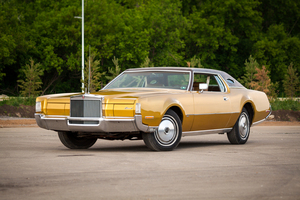 Автомобиль Lincoln Continental Mark Series, отличное состояние, 1972 года выпуска, цена 1 500 000 руб., Уфа