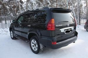 Подержанный автомобиль Toyota Land Cruiser Prado, отличное состояние, 2009 года выпуска, цена 1 550 000 руб., Нижневартовск