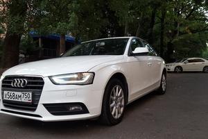 Подержанный автомобиль Audi A4, отличное состояние, 2012 года выпуска, цена 965 000 руб., Краснодар