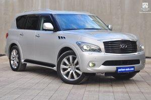 Авто Infiniti QX-Series, 2012 года выпуска, цена 2 100 000 руб., Краснодар