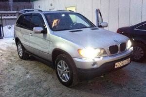 Автомобиль BMW X5, отличное состояние, 2003 года выпуска, цена 650 000 руб., Ногинск