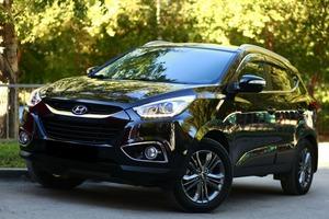 Авто Hyundai ix35, 2013 года выпуска, цена 1 150 000 руб., Новосибирск