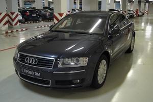 Авто Audi A8, 2003 года выпуска, цена 399 000 руб., Москва