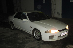 Автомобиль Nissan Skyline, среднее состояние, 1996 года выпуска, цена 270 000 руб., Волгодонск