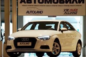 Подержанный автомобиль Audi A3, отличное состояние, 2016 года выпуска, цена 1 320 000 руб., Московская область