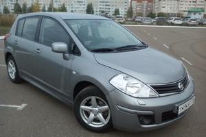 Автомобиль Nissan Tiida, отличное состояние, 2013 года выпуска, цена 550 000 руб., Нижнекамск