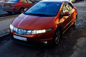 Автомобиль Honda Civic, отличное состояние, 2008 года выпуска, цена 505 000 руб., Санкт-Петербург