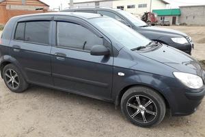 Подержанный автомобиль Hyundai Getz, хорошее состояние, 2008 года выпуска, цена 240 000 руб., Набережные Челны