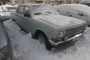 Автомобиль ГАЗ 24 Волга, хорошее состояние, 1976 года выпуска, цена 100 000 руб., Тамбов