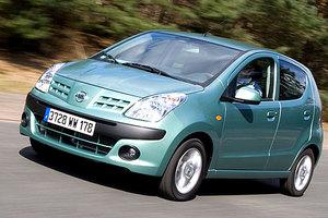 Автомобиль Nissan Pixo, отличное состояние, 2009 года выпуска, цена 430 000 руб., Элиста