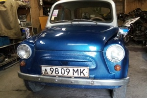 Автомобиль ЗАЗ 965, хорошее состояние, 1962 года выпуска, цена 80 000 руб., Щербинка