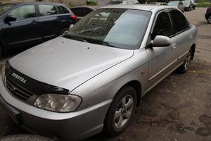 Автомобиль Kia Spectra, отличное состояние, 2008 года выпуска, цена 280 000 руб., Электросталь