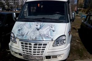 Автомобиль ГАЗ Соболь, среднее состояние, 2004 года выпуска, цена 160 000 руб., Орехово-Зуево