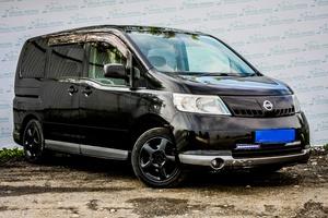 Авто Nissan Serena, 2006 года выпуска, цена 495 000 руб., Екатеринбург